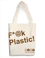 fuck plastic bags