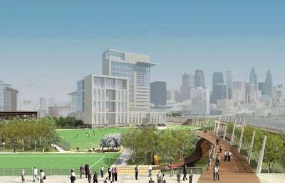 penn park rendering