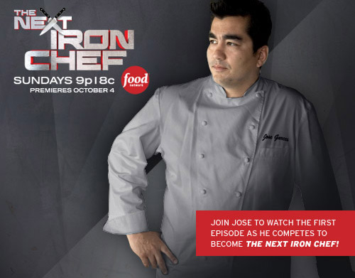 jose garces next iron chef premiere promo