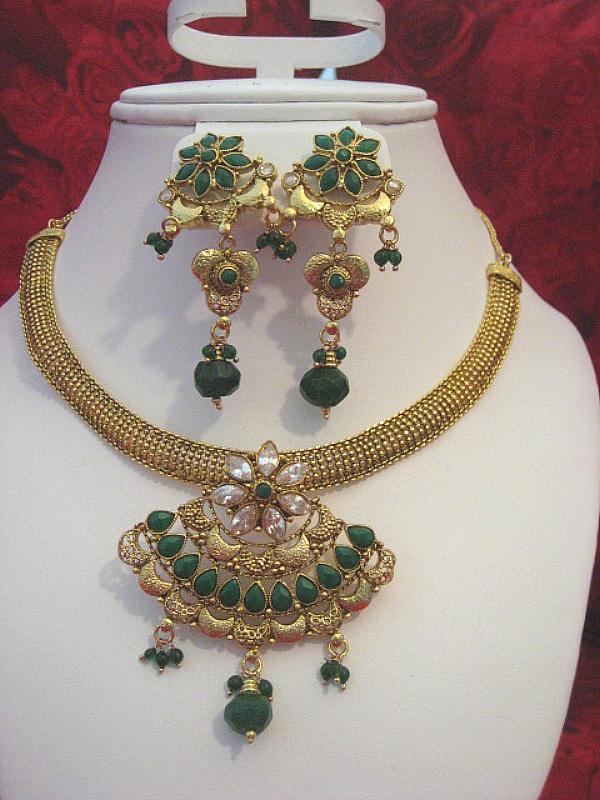 Polki2BJewelery2BSet2B 1  - Polki Jewelery Set - Cute