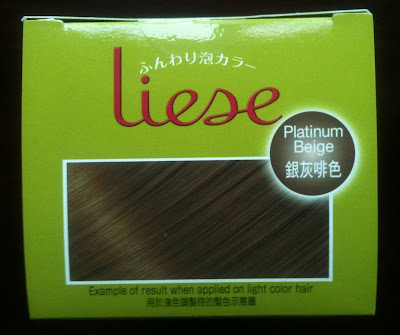 The Clover Beauty Inn Review Liese Bubble Hair Color