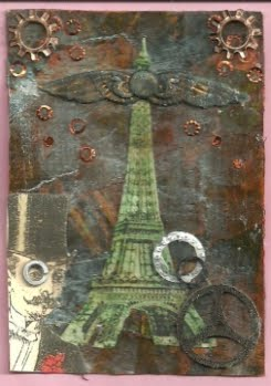 Steampunk ATC