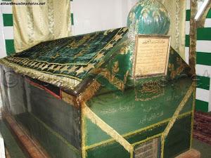 Tomb of Hazrat Bilal