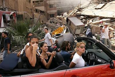 Relacja z Libanu