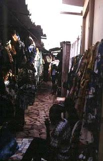 Mercado de Artesanía de Dakar