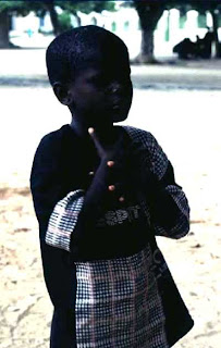 Niño de Gorée