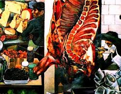 """""""VUCCIRIA"""" - Di Renato Guttuso -"""