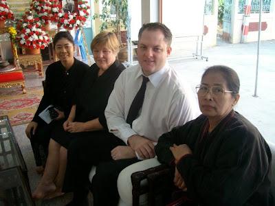 Moms trip to thailand