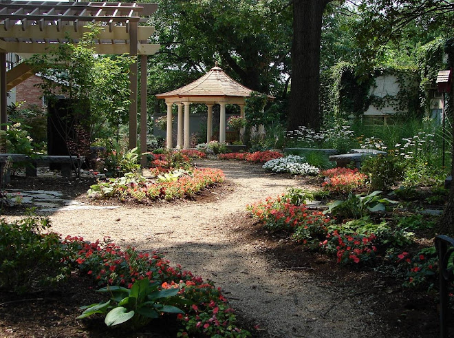 New Thought Unity Meditation Garden-Cincinnati,Ohio