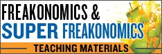 Freakonomics & SuperFreakonomics