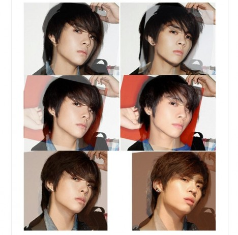 F(x) Amber Have many male idol Look alikes Bb3