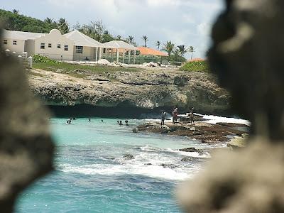 Shark Hole Barbados Walking Barbados Sharks' Hole