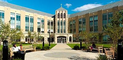 Villanova University College Of Nursing College Of