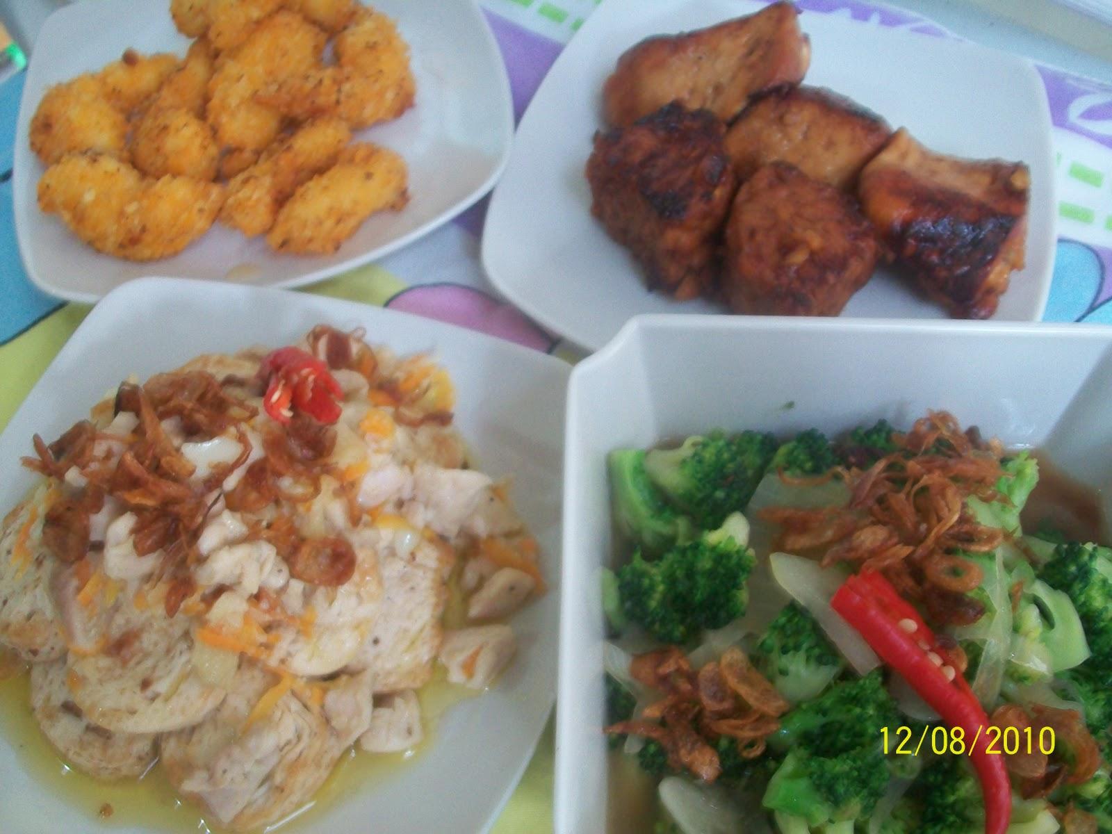 Dapur Diyan Menu Catering Harian