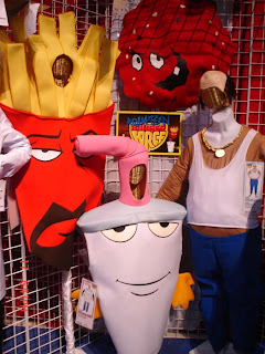 Aqua Teen Hunger Force Costumes