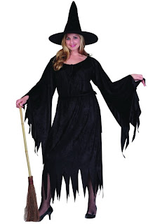 Old Style Witch Costume