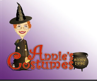 Annies Costumes new Logo