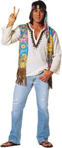 1970s Hippie Chick Costume
