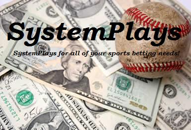 System Plays for all of your NFL, NHL, NBA, and MLB Free Picks!