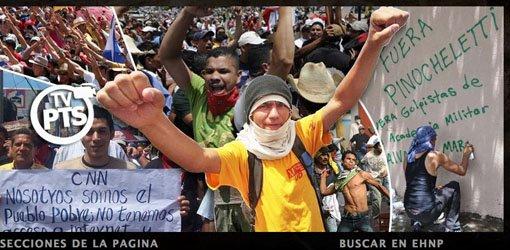 EN HONDURAS ¡¡¡NO PASARAN!!!! (haz click aquí)