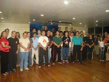 3º Workshop Internacional Shaolin Wing Chun, com o Mestre Benny Meng, em Fortaleza-Ceará-Brasil.