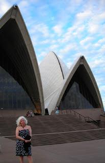 at the Sydney Opera