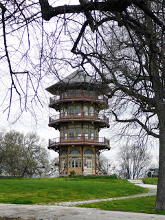 Patterson Park Pagoda, Baltimoe MD