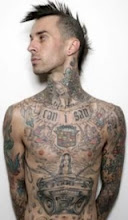 Travis Barker, best fucking drummer in history