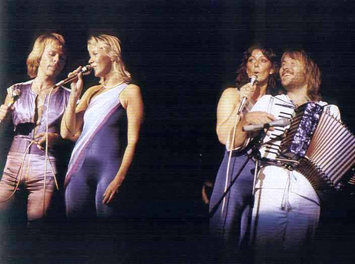ABBA At Radio City Music Hall Pictures | Getty Images