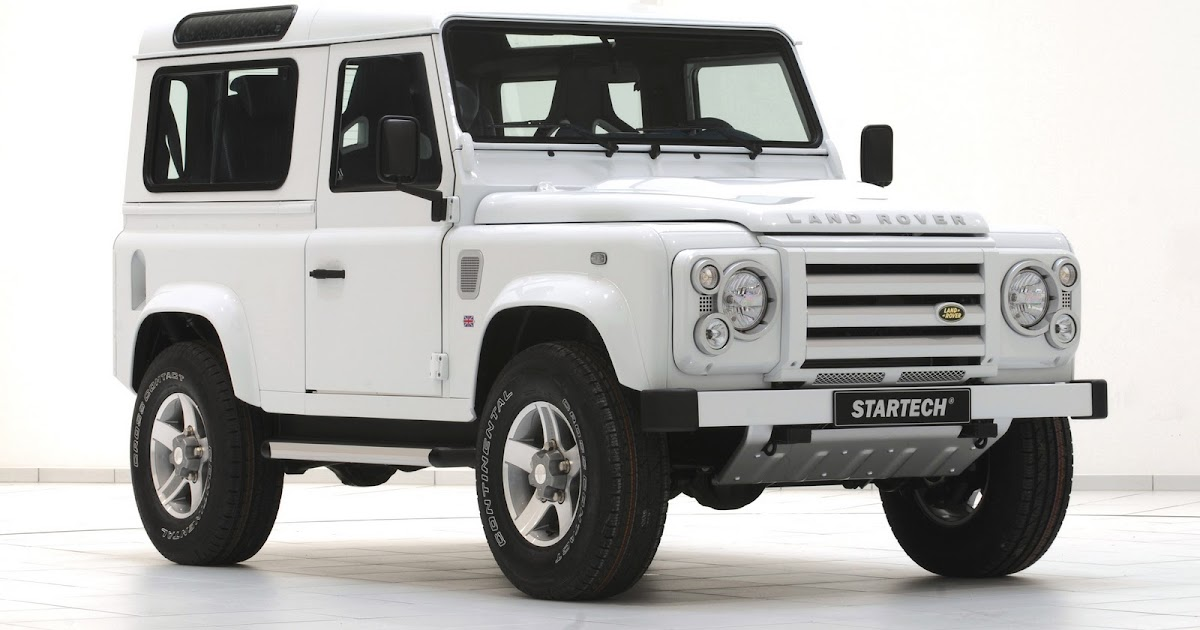 ReduTToras Land Rover Defender 90 STARTECH Yachting Edition