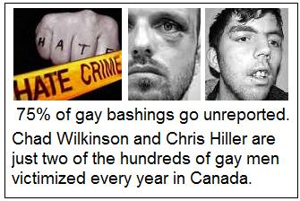 from Misael hate crimes against gay people