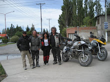 This is Gustavo and Marcella who helped us to get some new fork seals