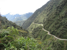The Road of Death, Bolivia