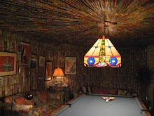 Elvis' Understated Pool Room