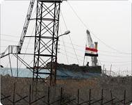 الجدار الفولاذي مزيد من الحصار على غزة