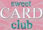 Bienvenida Sweet Card Club