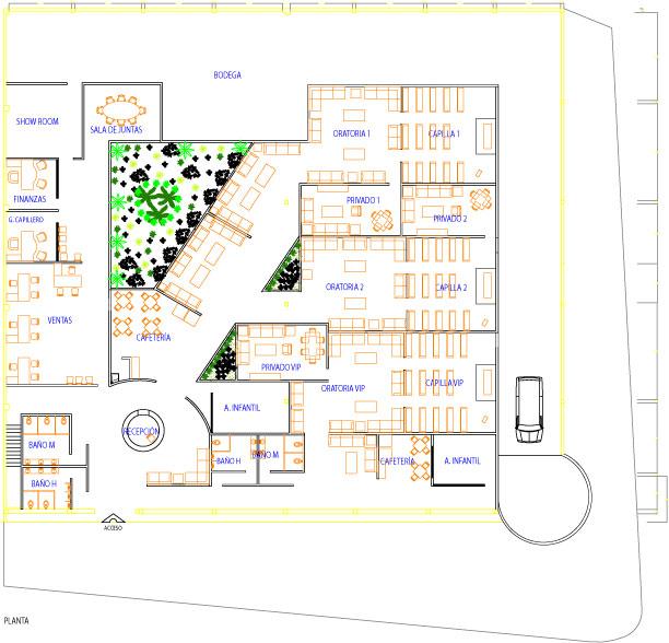 Myriana arquitectura interior arquitectura interior iii for Arquitectura funeraria