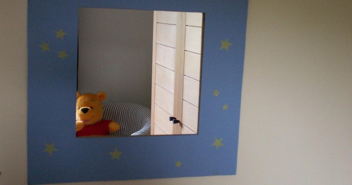 Wendy 39 s candies d co pour chambre de b b gar on for Miroir chambre de bebe