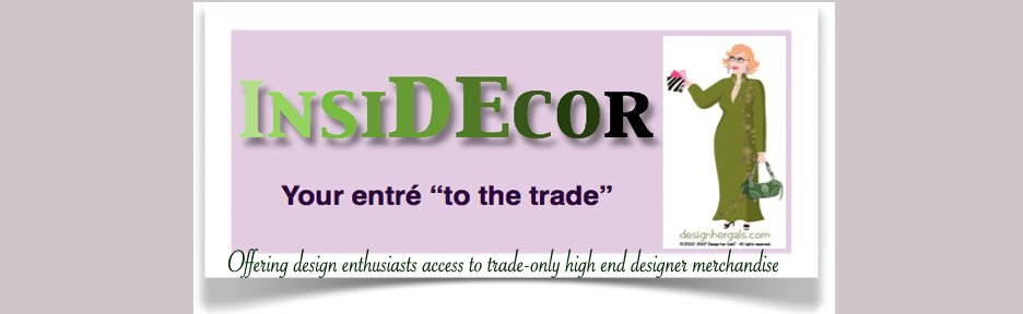 Insidecor - Your Entré to the Trade