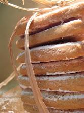 maple shortbread
