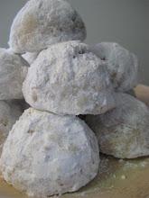 Chai Butter Balls
