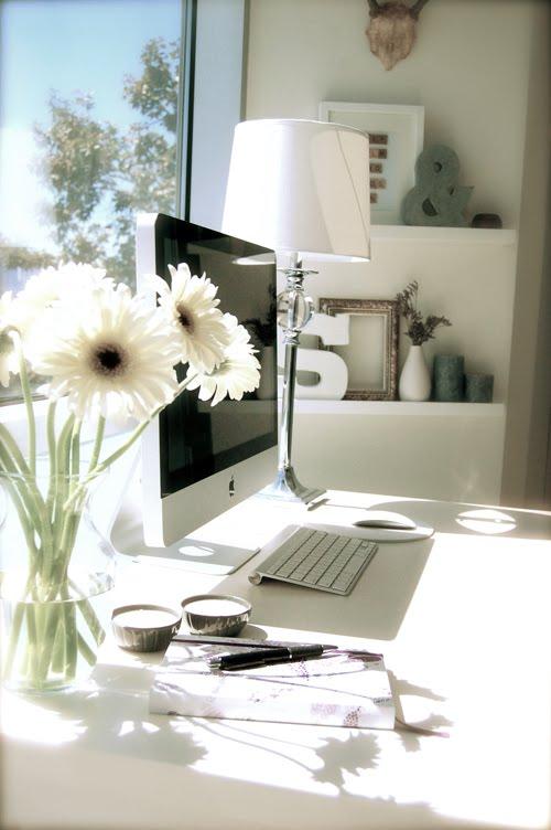 Decoracion Despacho Ikea ~ Un escritorio n?rdico cl?sico ecl?ctico  Decorar tu casa es