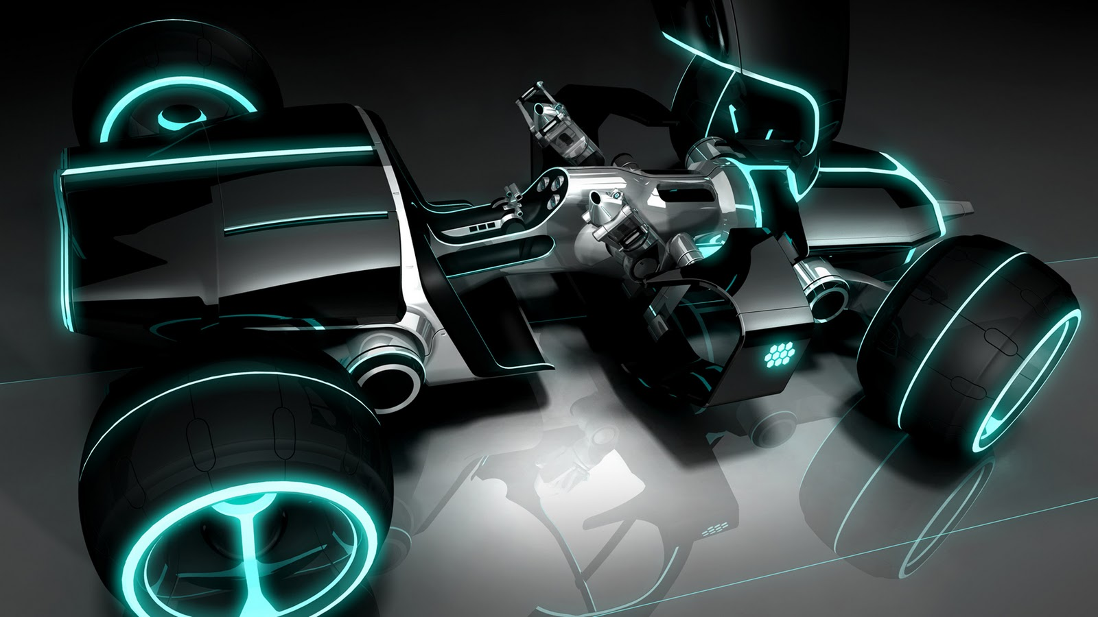 tron legacy light car wallpapers - TRON LEGACY Light Car Wallpapers HD Wallpapers