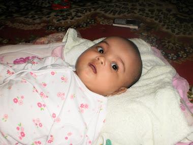 Adik Hana shayang