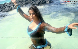 Hot Namitha Swiming Photos