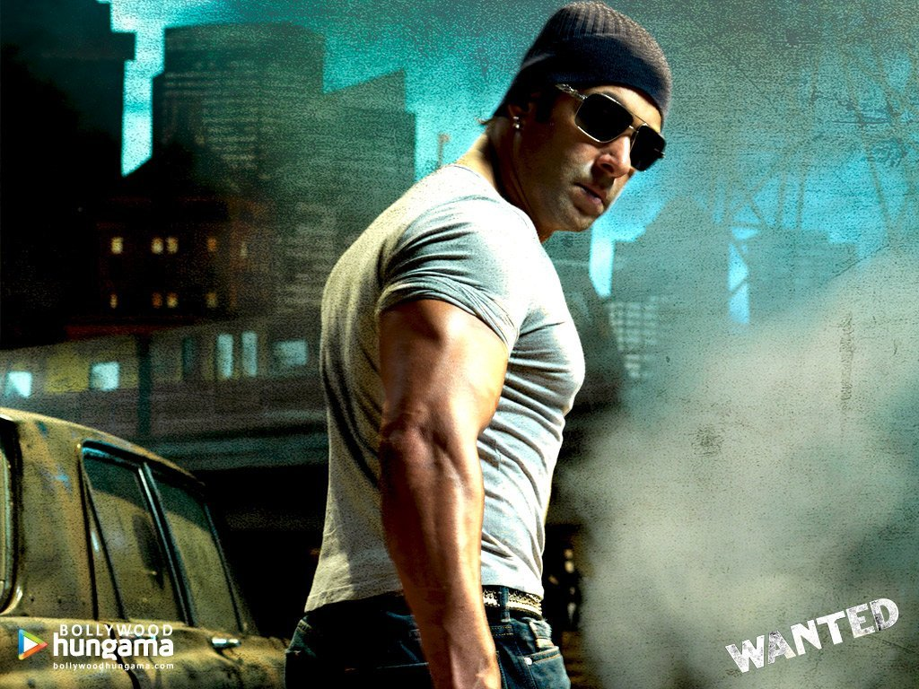 Salman Khan Wanted