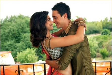 Deepika Padukone & Imran Khan Break Ke Baad Movie Wallpapers,Break Ke Baad