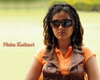 South Indian Actress Nisha Kothari, Hot Nisha Kothari Wallpapers, Photo, Pictures ~ Hollywood & Bollywood Celebrity Wallpapers, News, Actress Gossip