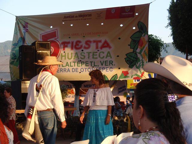 FIESTA HUASTECA CITLATEPETL  2010