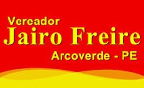 Vereador Jairo Freire